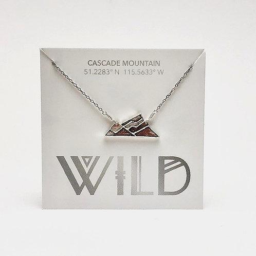 Wild - Cascade Mountain necklace