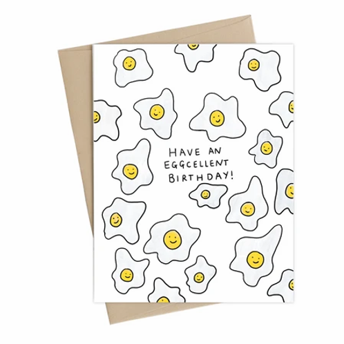 Little May Papery - eggcellent birthday
