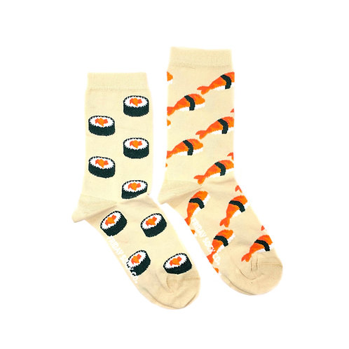 Friday Sock Co - Women's sushi