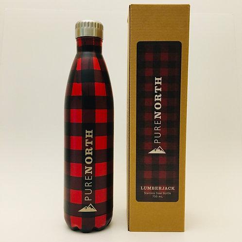Stainless Steel Bottle - Lumberjack 750mL