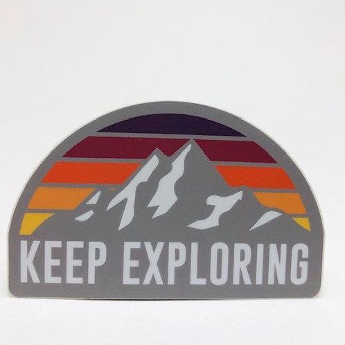 Stickers Northwest Inc -  Keep Exploring