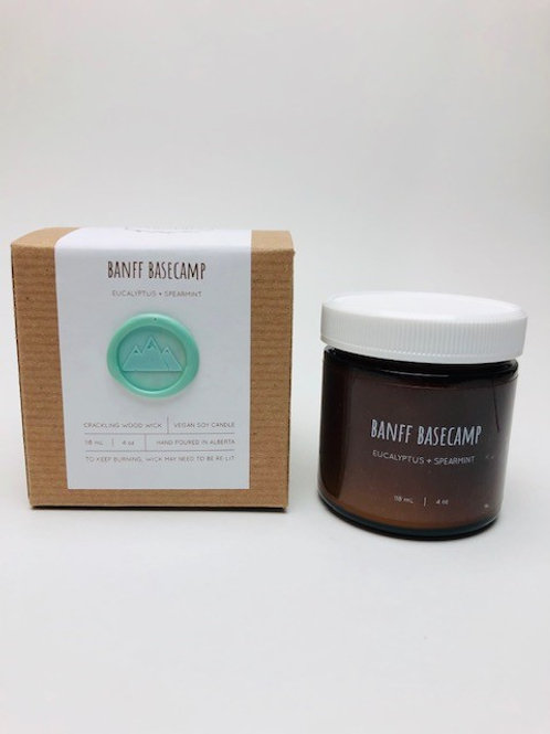 Branches Brand Candle - Banff Basecamp