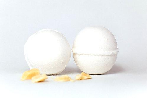 Lamb's Soapworks - bath bomb coconut milk