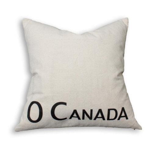 O'Canada cushion black