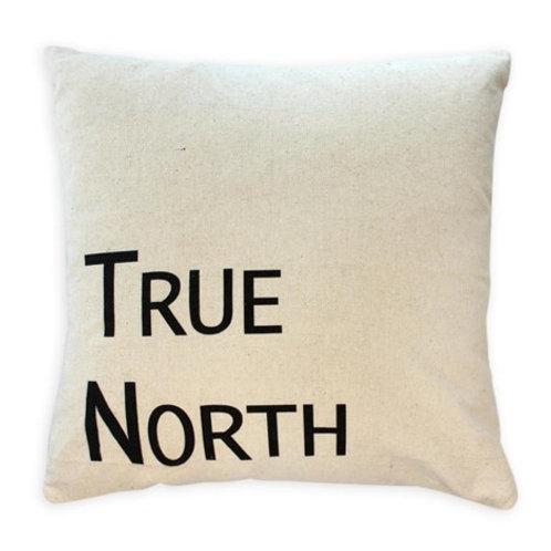 True North cushion black