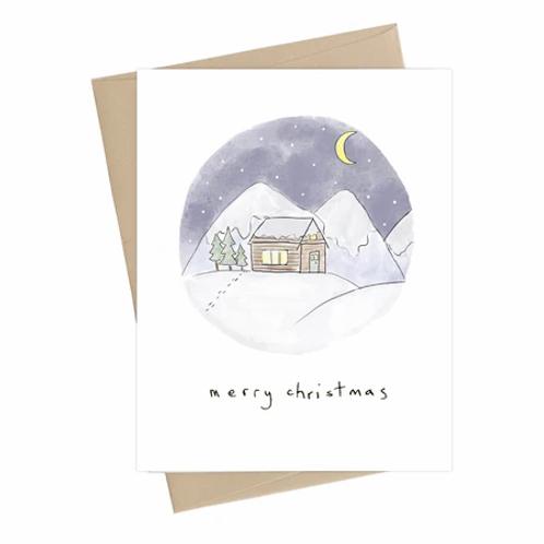 Little May Papery - winter wonderland