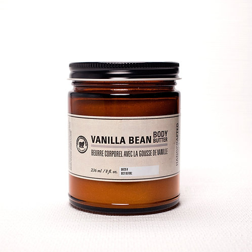 Lamb's Soapworks - vanilla bean body butter