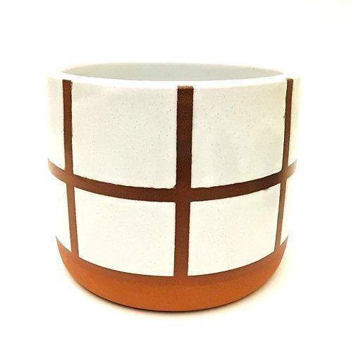 Lisa Warren Ceramics - planter pot