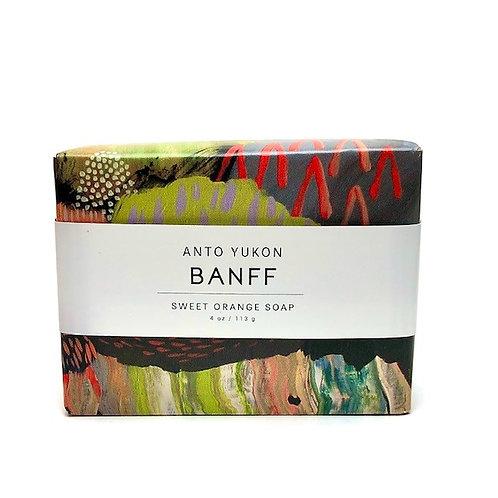 Anto Yukon Banff bar soap - 4oz / 113g