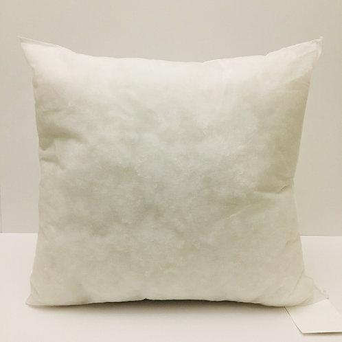 "Forest & Waves - pillow cushion insert 18x18"""