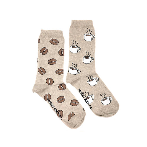 Friday Sock Co - Women's coffee + beans