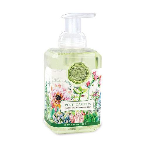 Michel Design Works - pink cactus foaming hand soap