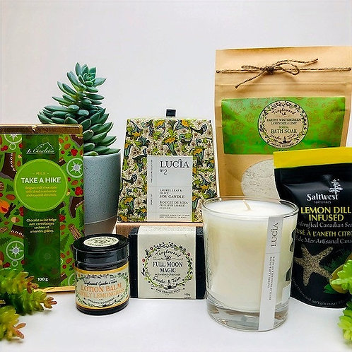 Wellness Care Package - Botanical Booster Essentials
