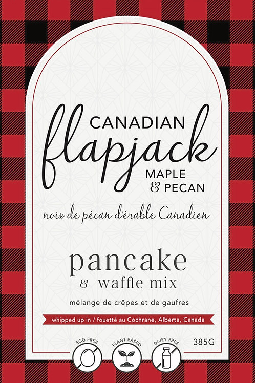Lannie Rae Gourmet - pancake / waffle mix lumber(flap)jack 400g