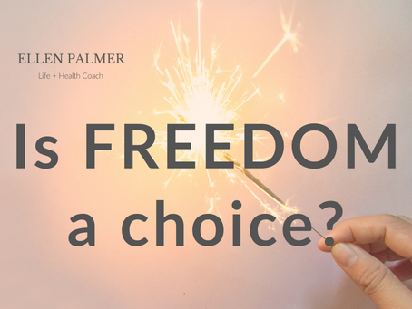 Is Freedom a Choice?