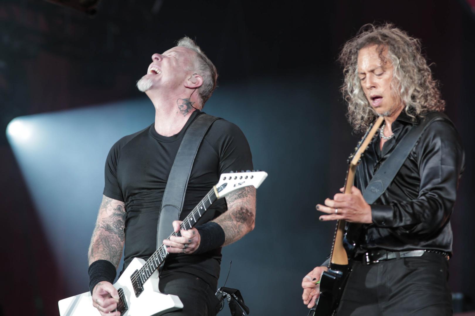 Metallica by Jacqueline Romano