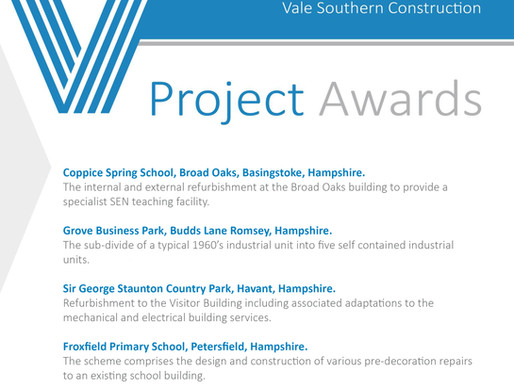 Project Awards