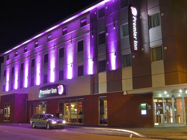Premier Inn, Exeter
