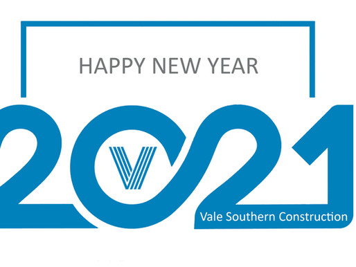 Wishing all our clients, consultants and supply chain partners a Happy New Year!!