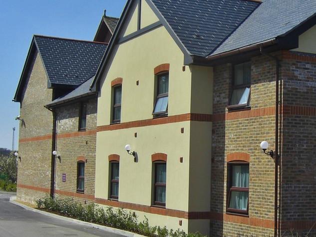 Premier Inn, Christchurch West