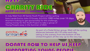 Riding for All Saints