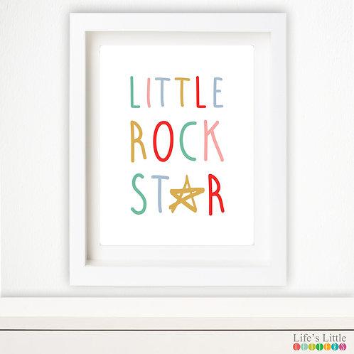 Little Rock Star