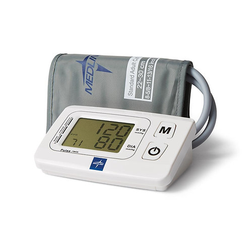Automatic Digital Blood Pressure Monitor, Adult