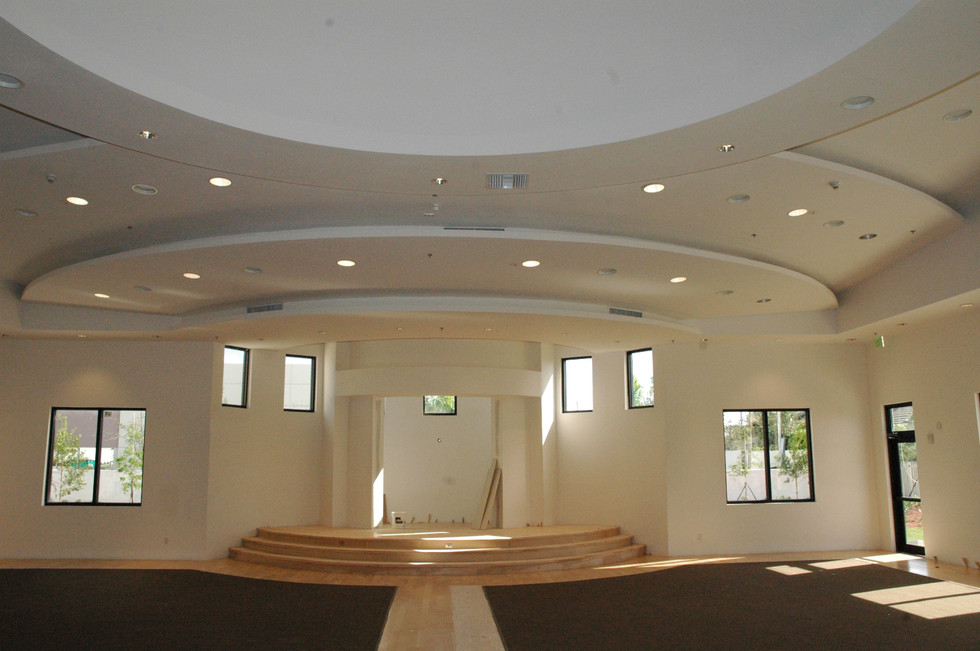 Institutional Projects BDHLS Synagogue Creative Art & Design