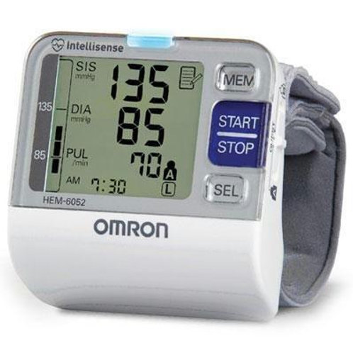 7-series Wrist Monitor by Omron Healthcare.
