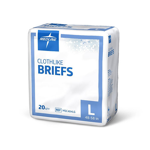 Ultra Absorbent Brief