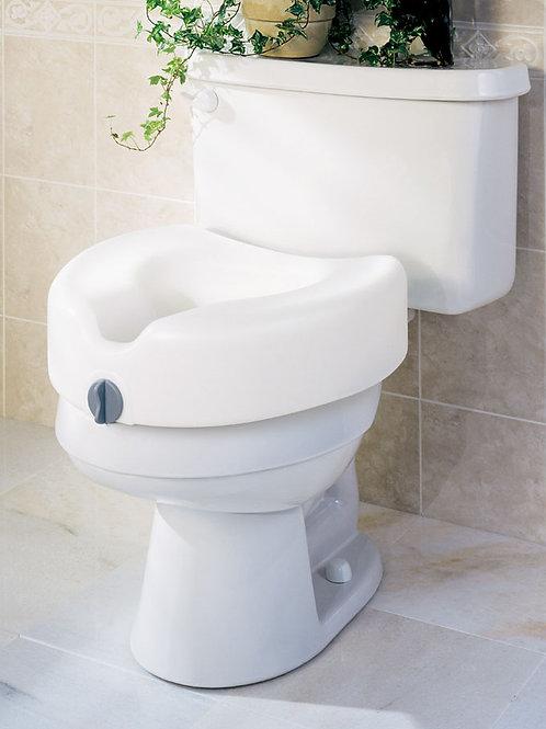 Medline Locking Raised Toilet Seats (3/CS)