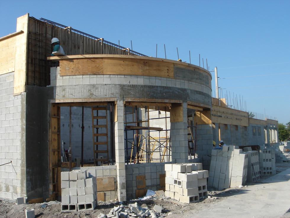 Construction Projects BDHLS Synagogue Creative Art & Design