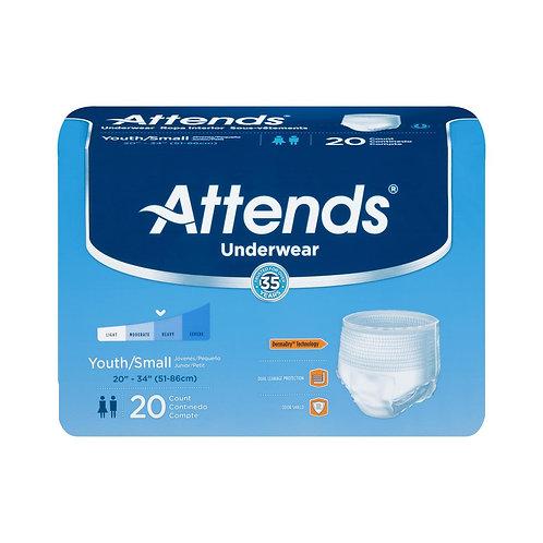 Attends Superplus Protective Underwear