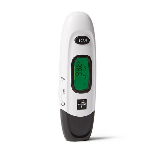 Infrared No-Touch Forehead Thermometer