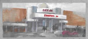 Local Regal Theater.