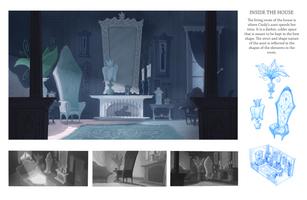 Environment design-Cinderella