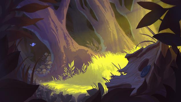 Yellow: Environment Design