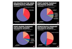 Vote Save America Delegate Update Graphics
