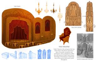 Set Design-Theater