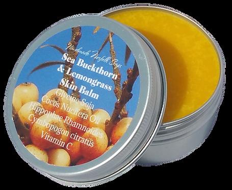 Shore Spa Sea Buckthorn & Lemongrass Essential Oil Skin Balm