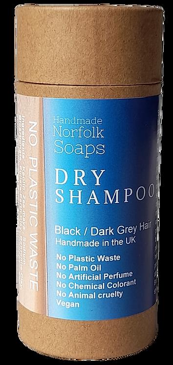 Dry Shampoo    black / dark grey