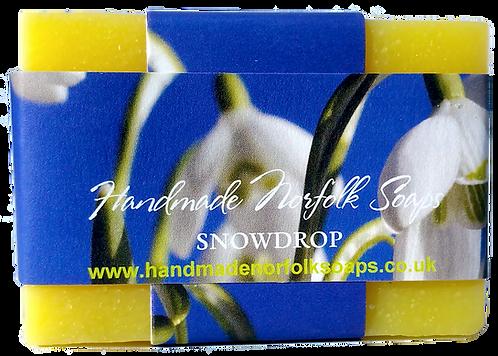 Snowdrop Soap