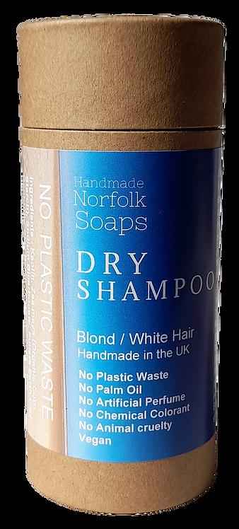 Dry Shampoo        blond / white hair