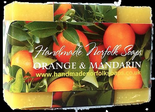 Orange & Mandarin Soap
