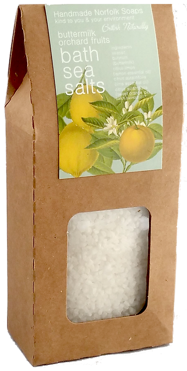 Orchard Fruits Buttermilk Bath Sea Salts