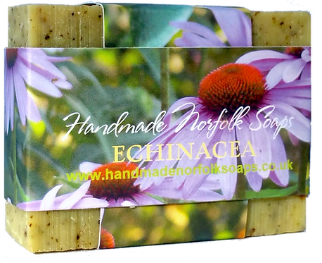 Echinacea Soap