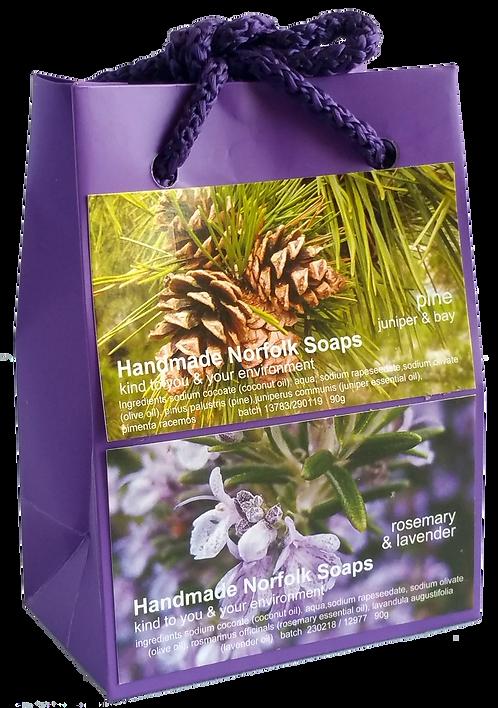 Pine & Rosemary - Bag