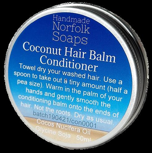 Coconut Hair Balm Conditioner