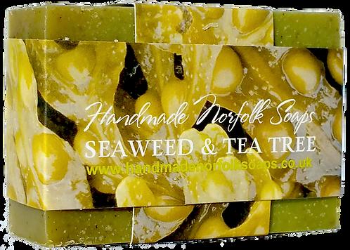 Seaweed & Tea Tree Soap