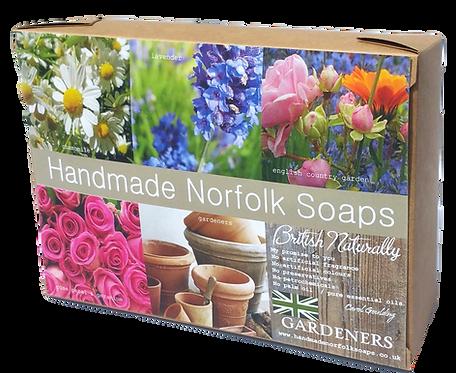 Gardeners 5 Bar Box